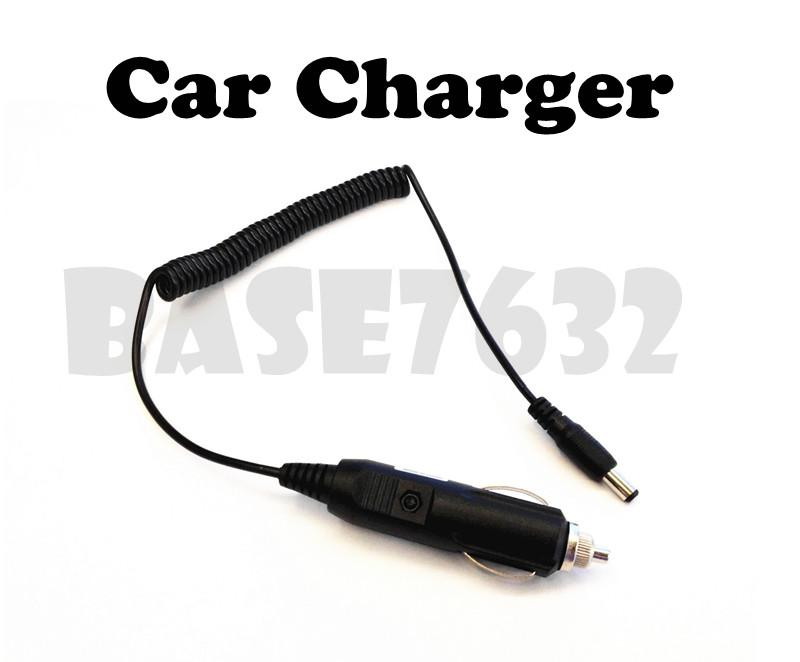 i4 i2 Car Charging Cable Cigarette 12V  Nitecore Battery Charger