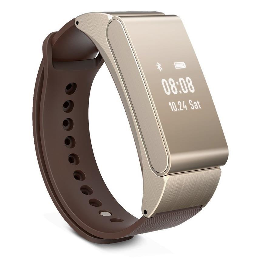 iBand M8 Bluetooth Headset Smart Watch Bracelet Talk Band