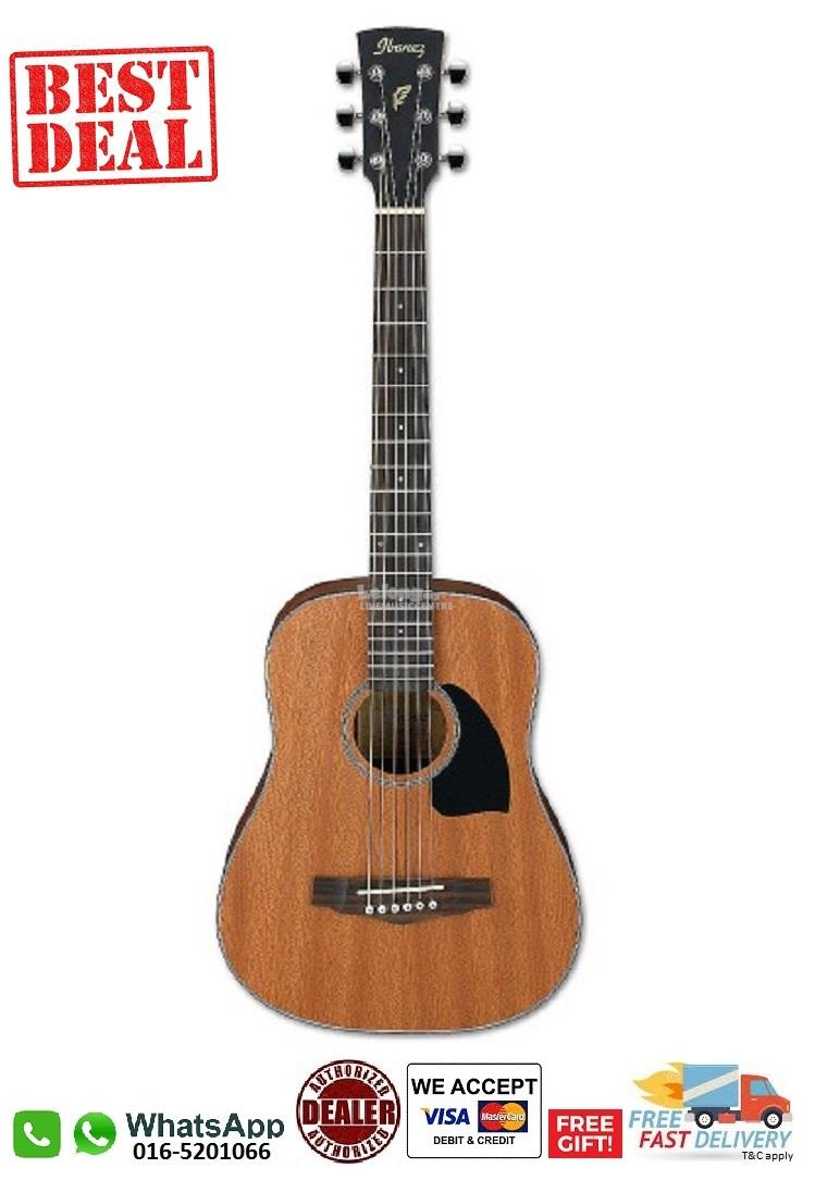 IBANEZ PF2MH OPN - MINI SIZE ACOUSTIC GUITAR