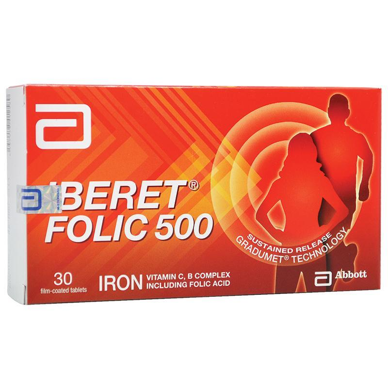 Image result for iberet folic