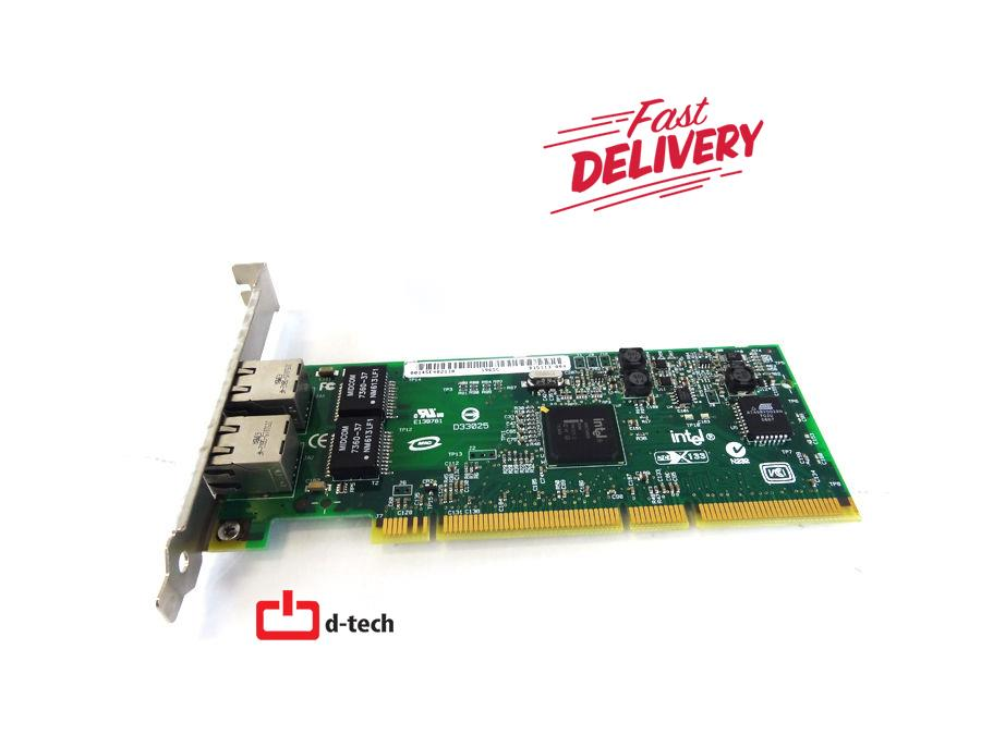 IBM 00P4289 5706 1Gb 2-Port PCI-X Ethernet-TX Adapter 1000Base-T pSeri