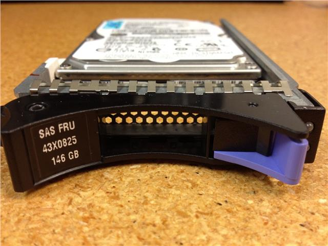 How to recover data from scsi hard drive