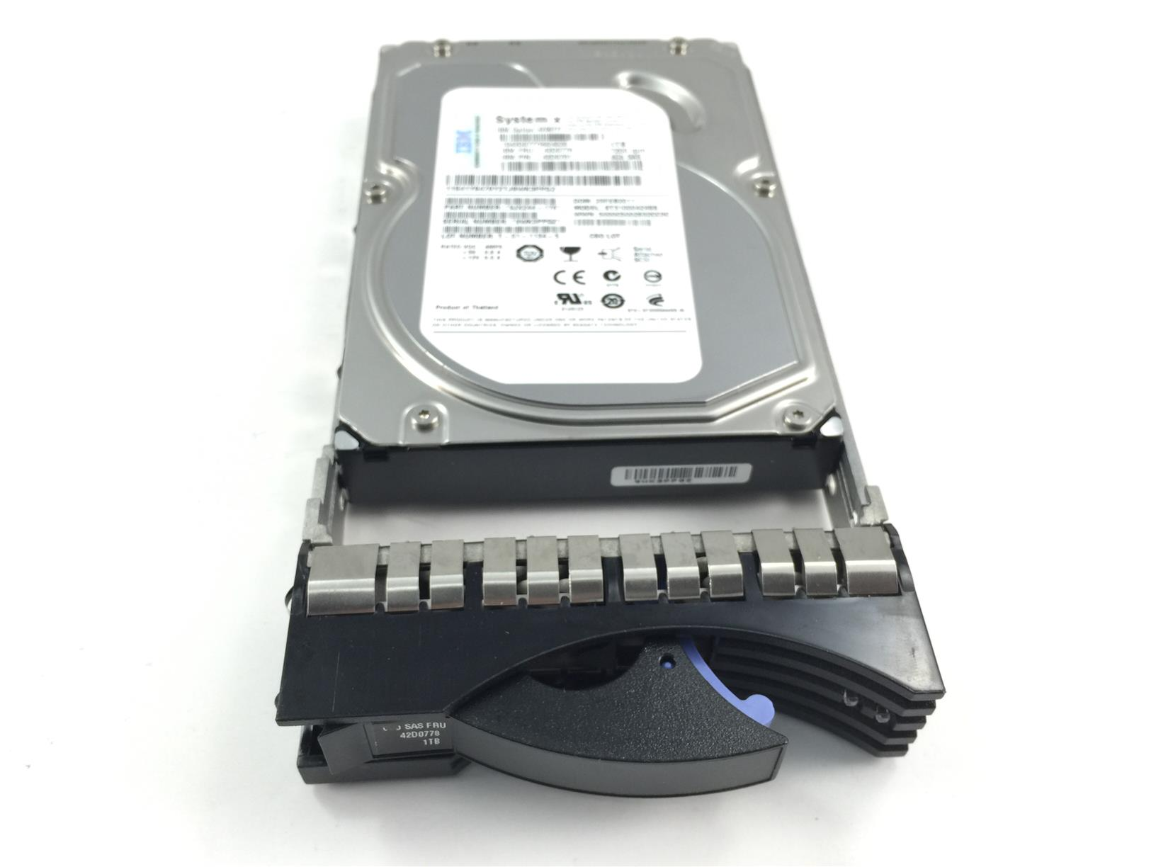 IBM 1TB Serial Attached SCSI(SAS)3.5-inch 6G 7.2K Hot-Swap Hard Drive