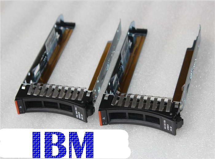 IBM 2.5' SAS SATA Caddy IBM X3650 M2 X3550 M2 X3680 X3690 M2 44T2216