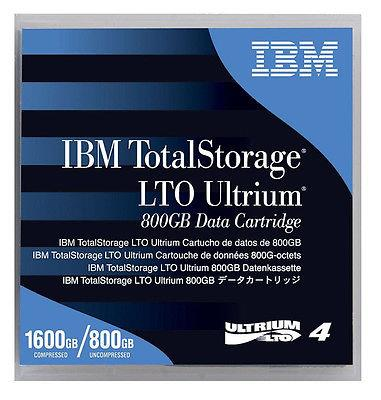 NEW IBM 95P4436 LTO4 ULTRIUM 800GB 1.6TB LTO-4
