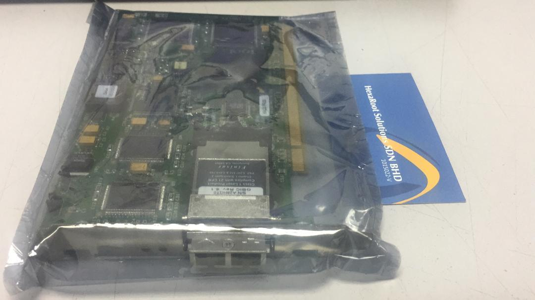 IBM Emulex FC1020017 High Profile Fiber Channel PCI with GBIC Adapter