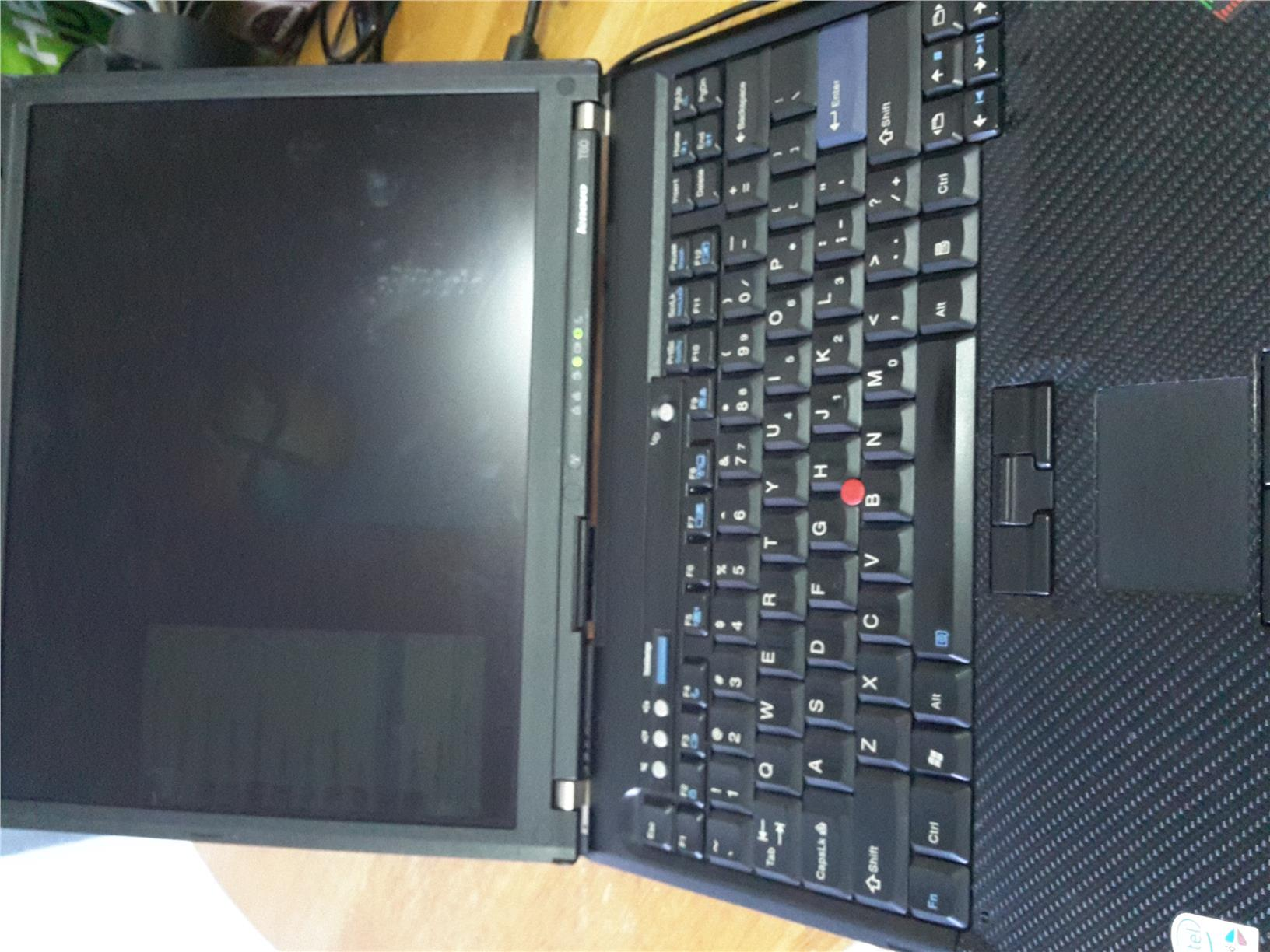 IBM lenovo T60 laptop notebook