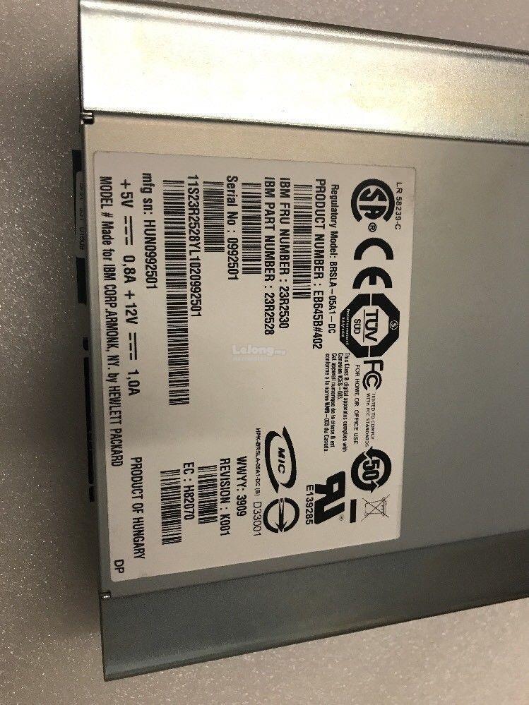 IBM PN 23R2530 / 23R2528