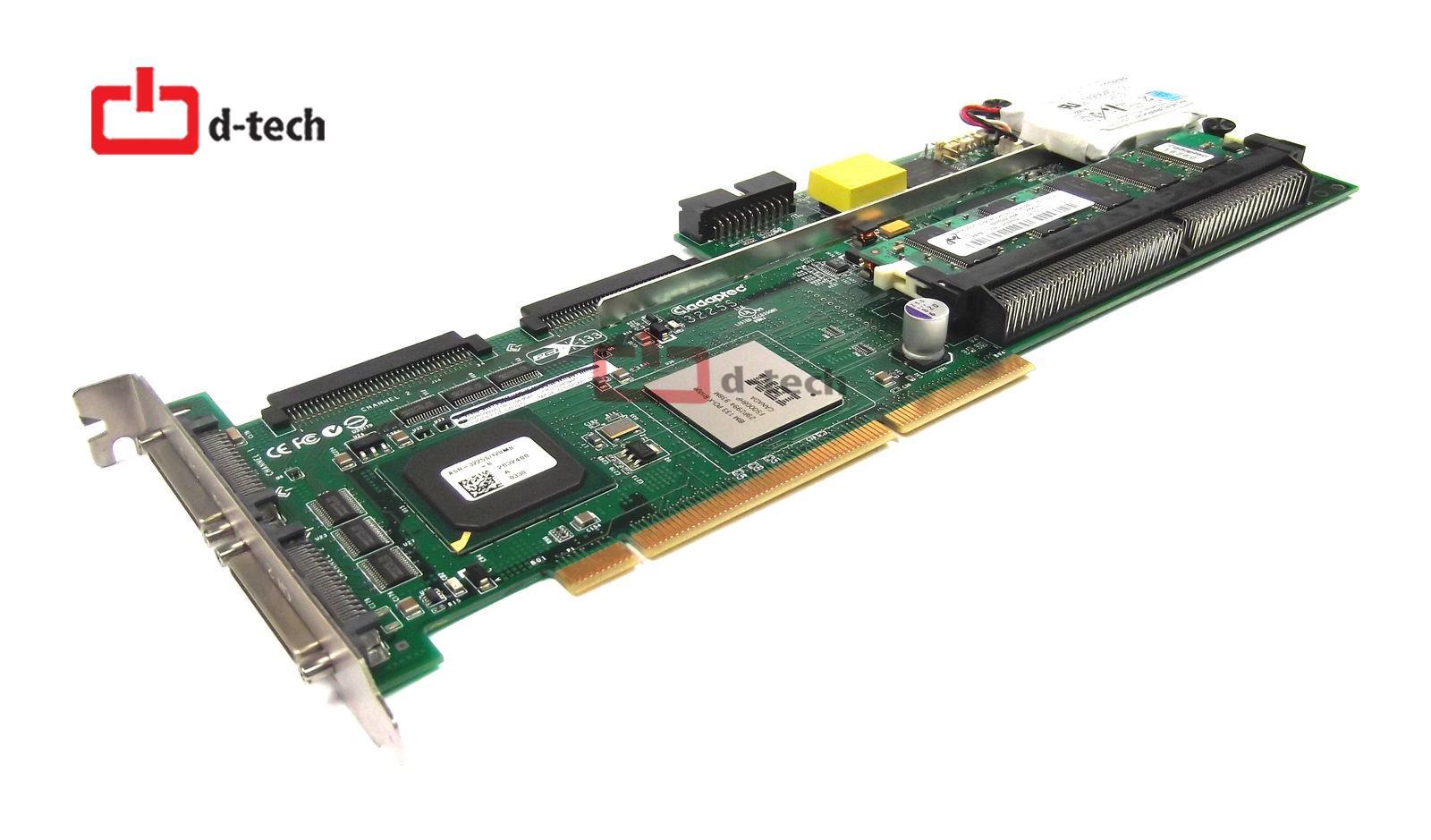 IBM ServeRAID 6M U320 128MB SCSI CONTROLLER CARD 39R8821 02R0985