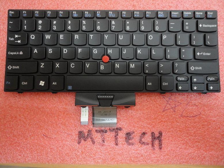 For IBM Lenovo Thinkpad Keyboard X100e X120e 45N2971 45N2936 MK83