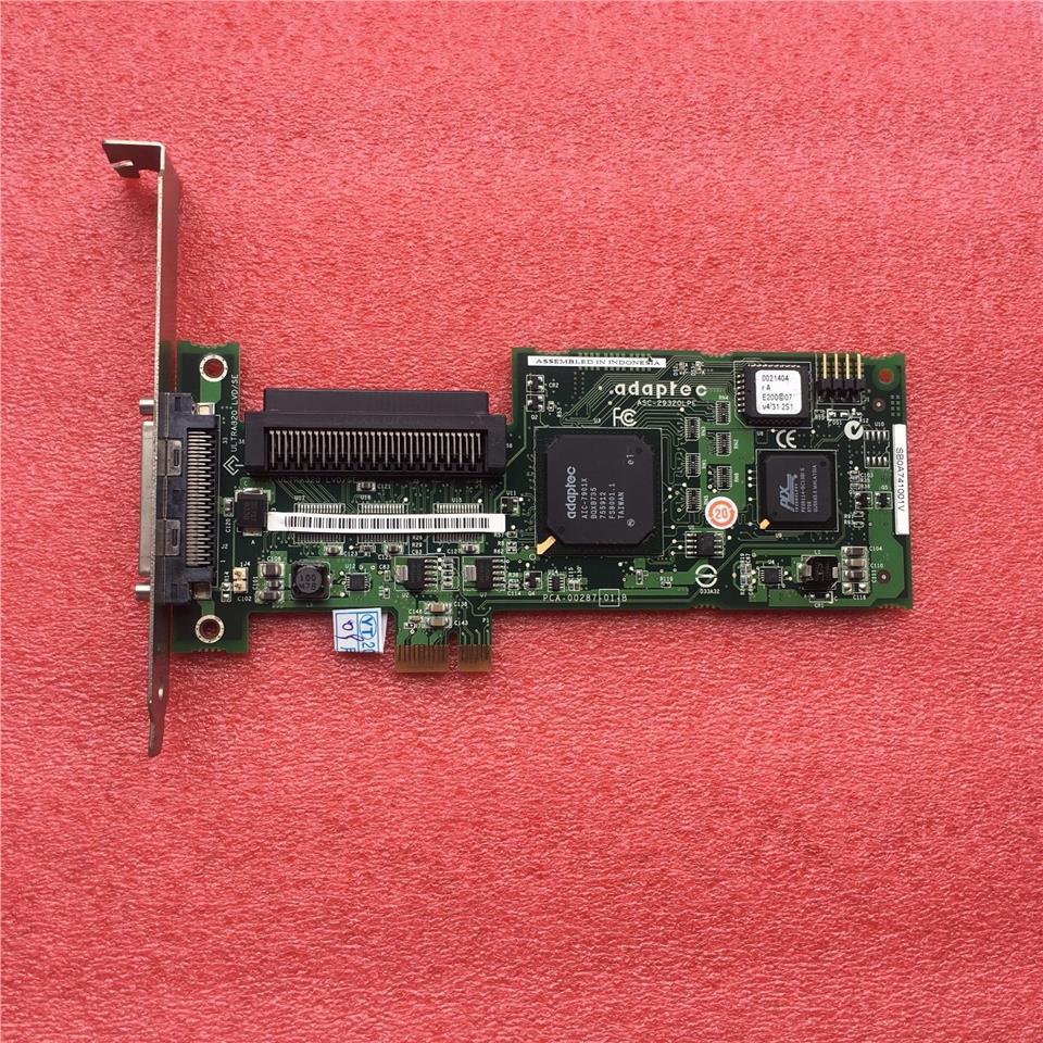 Drivers A347SCSI SCSI Controller