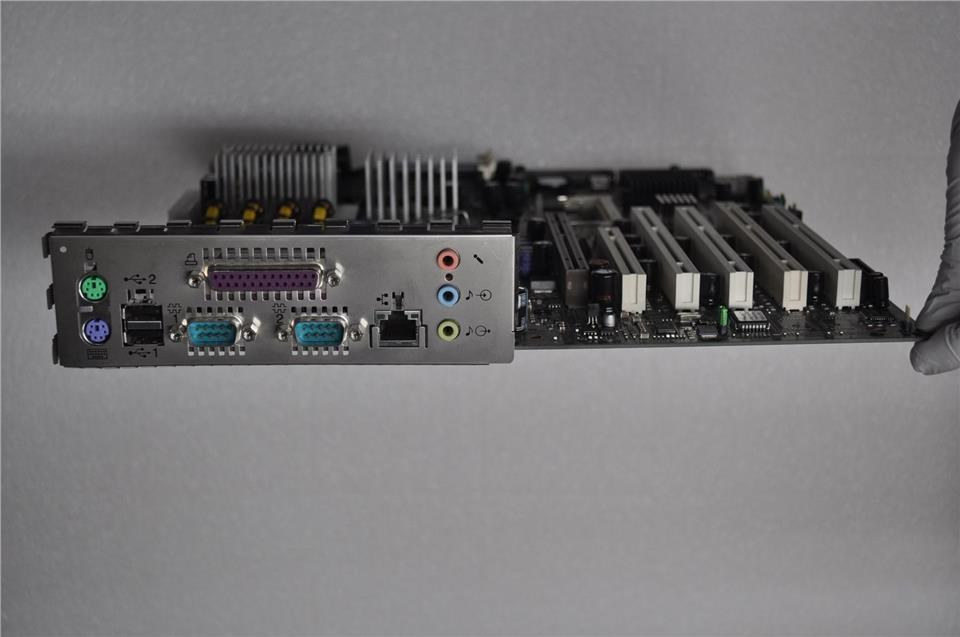 IBM x225 Server Motherboard with 2x Xeon CPU 13N2098
