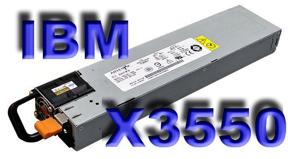IBM X3550 SERVER 670W POWER SUPPLY 39Y7188 39Y7189