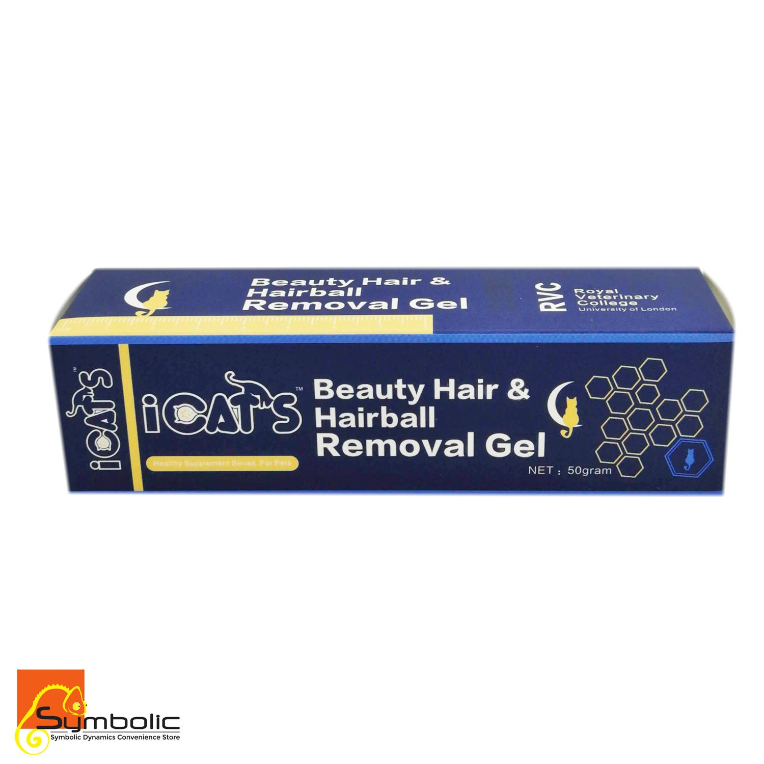 iCat's HairBall Removal Gel