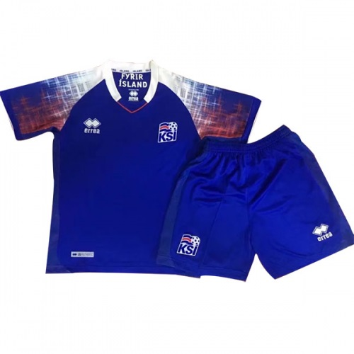 new style d6820 04555 Iceland Kid Home World Cup 2018