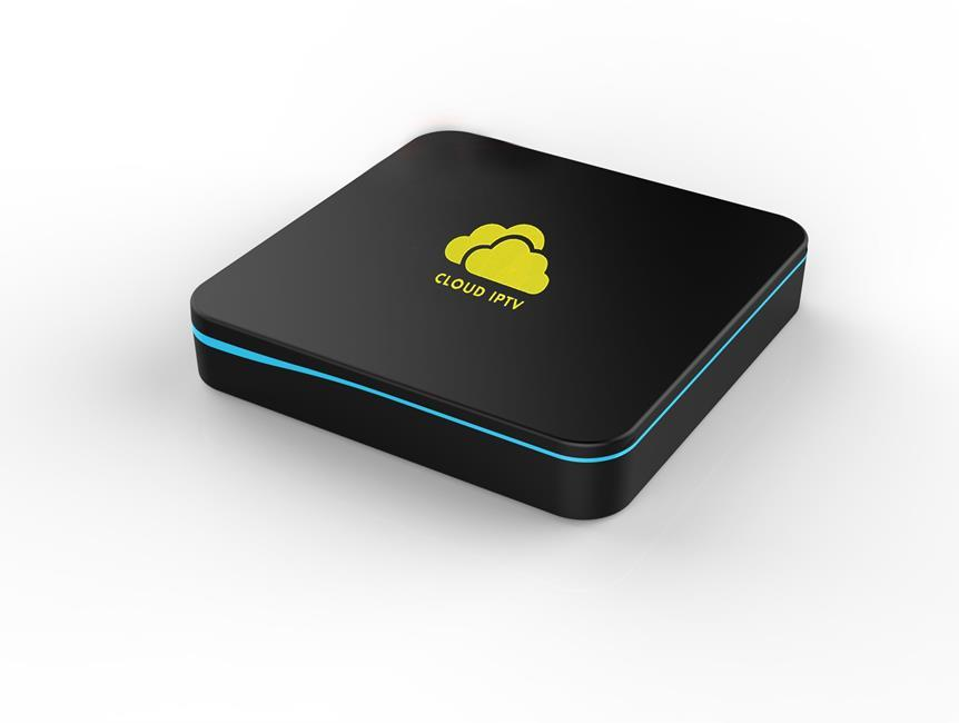 ICloud TVBOX - Turn Your TV to Smart TV NOW