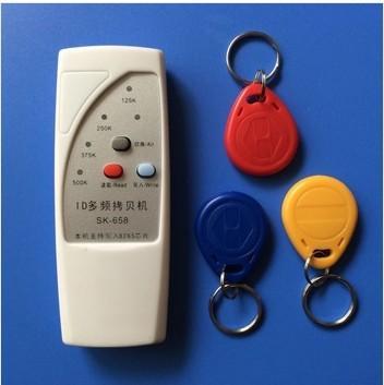 id access control card 125khz 250 375 500khz frequency RFID Copier
