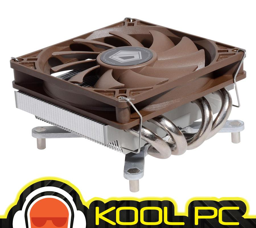 # ID-Cooling IS-40PRO V3 CPU Cooler (IDC-IS-40PRO-V3)