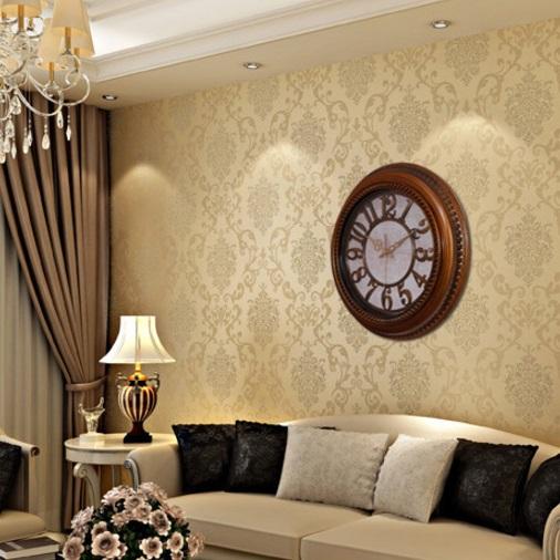 iDECO European Decoration Wall Clock (end 6/22/2020 2:59 PM)