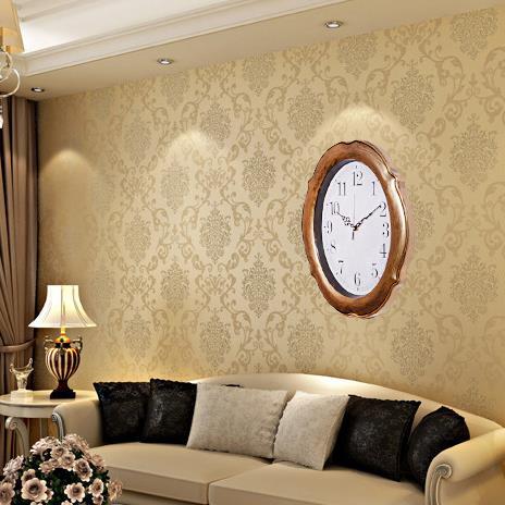 iDECO European Decoration Wall Clock (end 6/21/2020 3:58 PM)