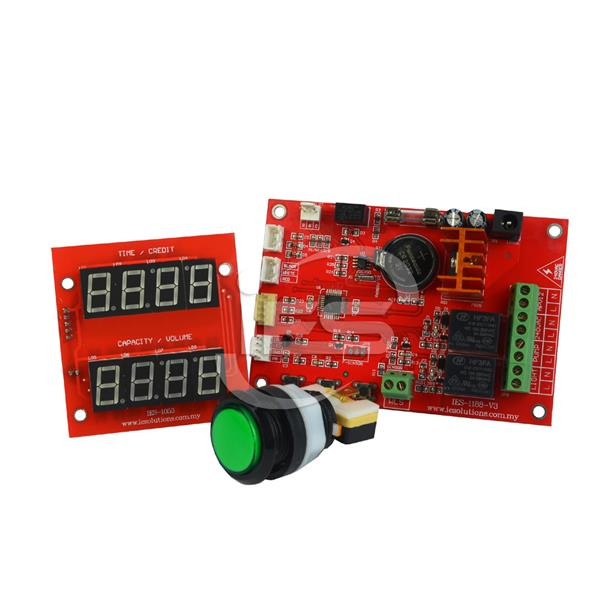 IES-1188-3V0 Water Vending Controller Set (Original Manufacturer)