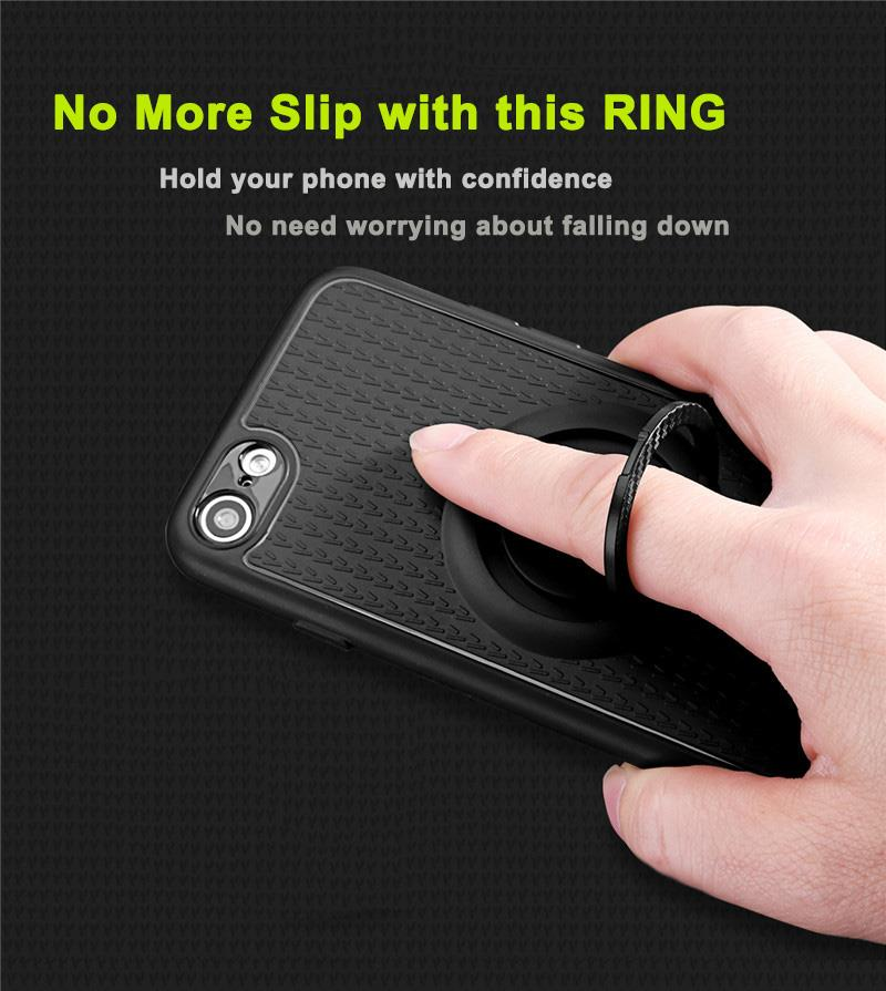 iFace Hamee oppo A37 Neo 9 Ring Magnetic Holder Case