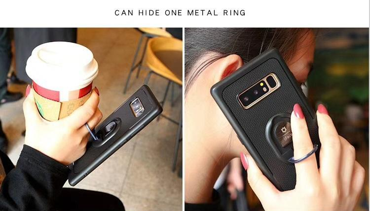 iFace II Huawei P20 Pro Finger Ring Magnetic Car Holder Case Cover