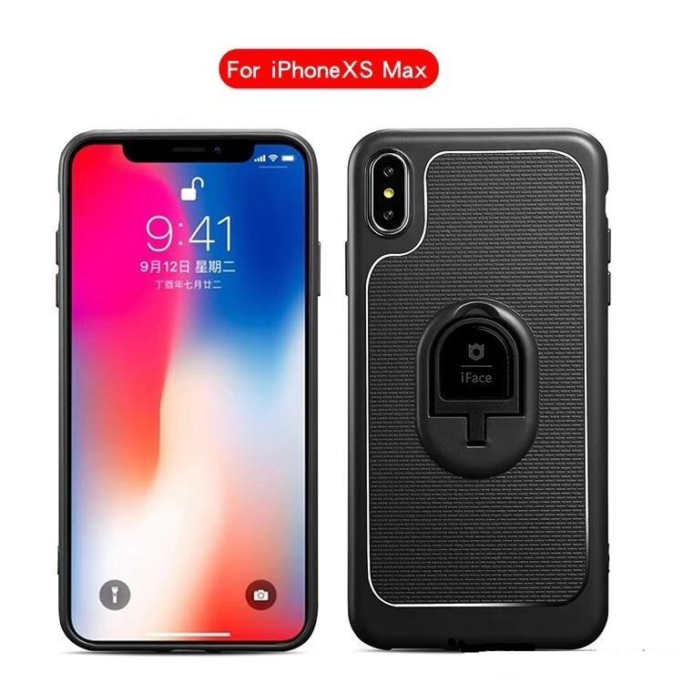 on sale f7333 3e9d3 iFace II iPhone XS Max Finger Ring Magnetic Car Holder Case Cover