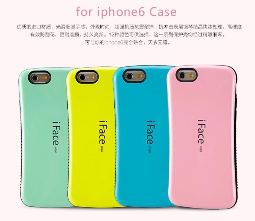 online store e9fcd 5dd58 iface mall Apple iPhone 6 4.7' TPU+PC ShakeProof Back Case Cover?