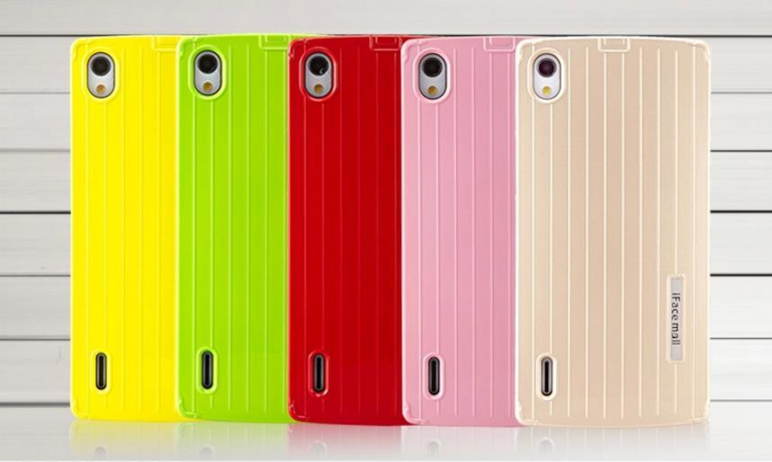 iface mall Huawei Ascend P7 ShakeProof Back Case Cover