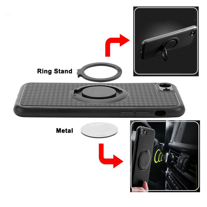 iFace Samsung Galaxy S9 S9+ Plus Magnetic Finger Ring Car Holder Case