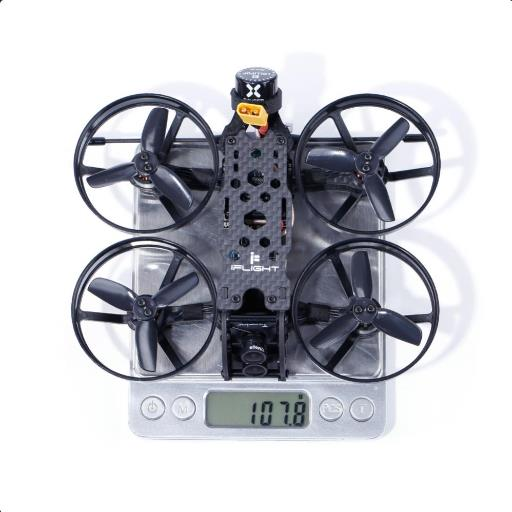 iFlight CineBee 4K Whoop - FrSky XM+ BNF (2-3s Version)