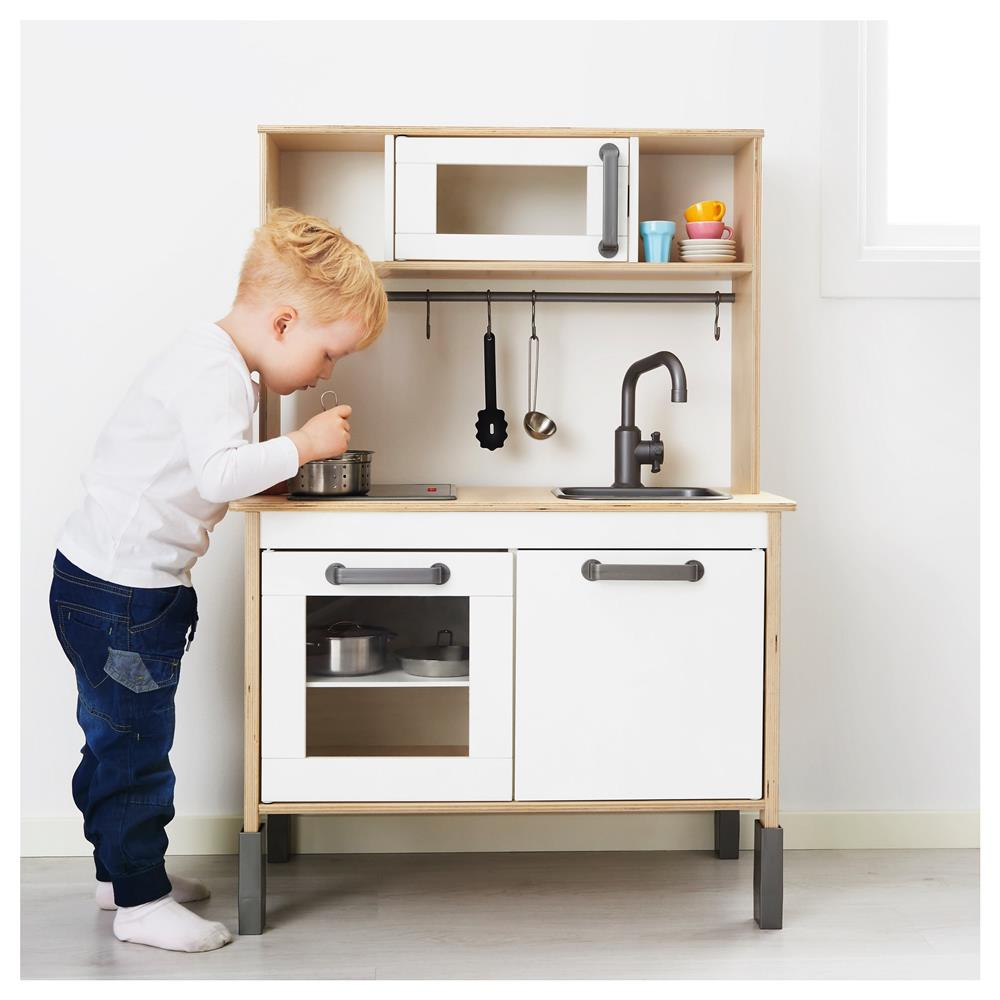 Ikea Duktig Children Play Kitchen A Dream Come True For Small Chefs