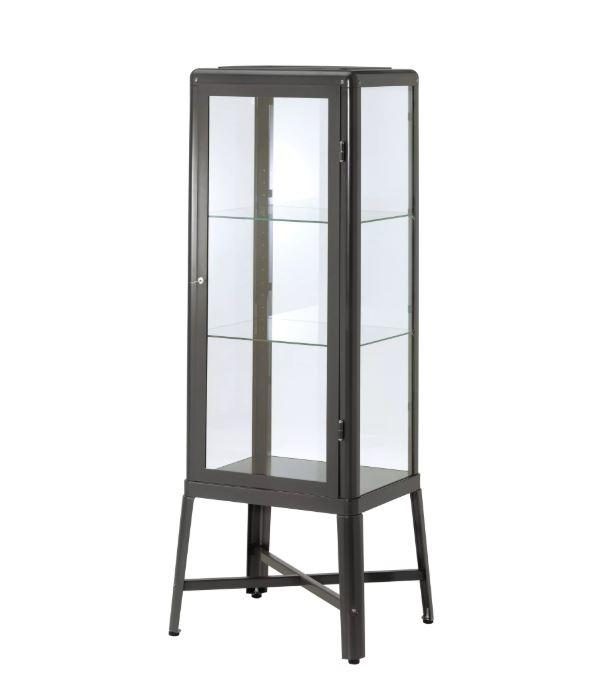 Ikea Fabrikor Glass Door Cabinet Dar End 1172020 227 Pm