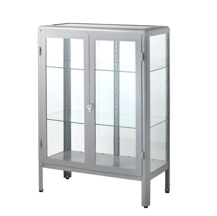 Ikea Fabrikor Glass Door Cabinet Gre End 1172020 233 Pm