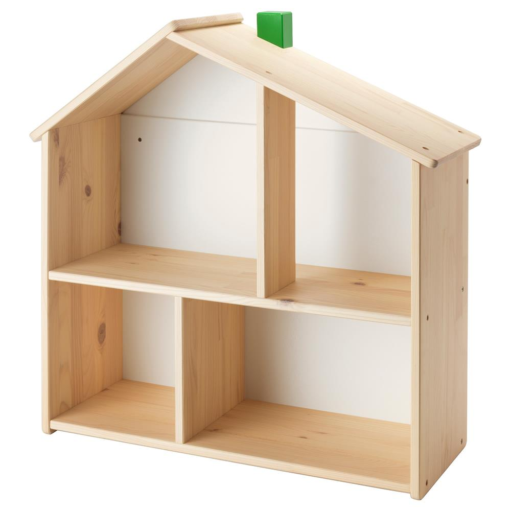 IKEA Flisat Doll's House/Wall Shelf To Display Important Things