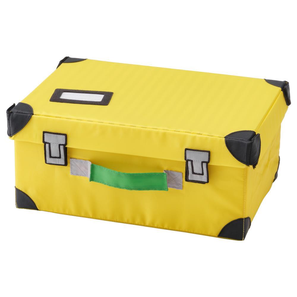 IKEA Flyttbar 35x25x15cm Storage Trunk For Toys Yellow. u2039 u203a  sc 1 st  Lelong.my & IKEA Flyttbar 35x25x15cm Storage Trun (end 8/4/2019 3:15 PM)