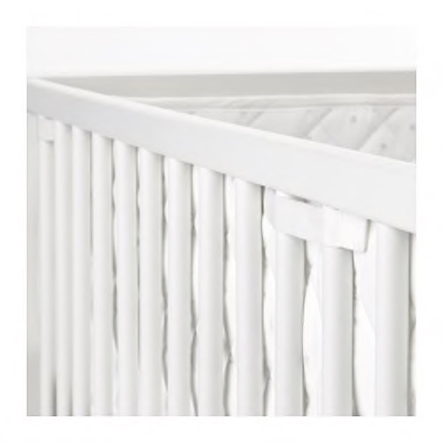 Ikea Himmelsk Baby Cot Bumper Pad 120x60 Cm