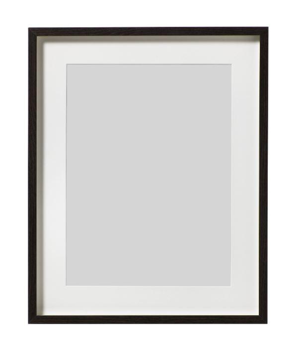 IKEA HOVSTA Frame Dark Brown (end 11/13/2020 1:27 AM)