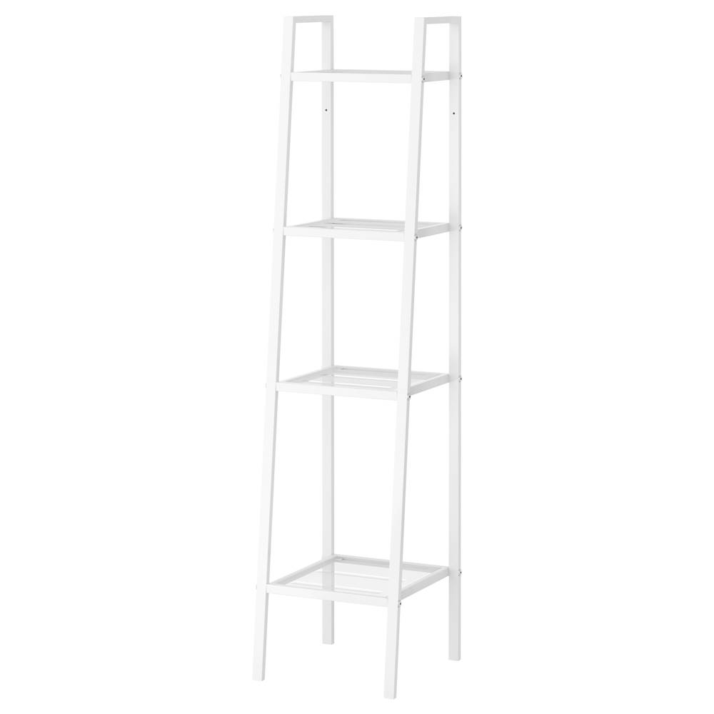 IKEA LERBERG Shelf Unit White (end 10/23/2020 3:33 AM) on