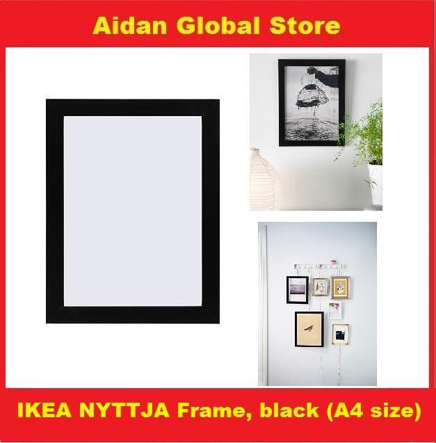 ungew hnlich ikea picture frame sizes galerie bilderrahmen ideen. Black Bedroom Furniture Sets. Home Design Ideas