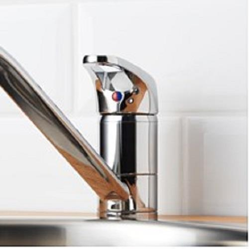 IKEA Single-Lever Kitchen Mixer Tap, Chrome-Plated