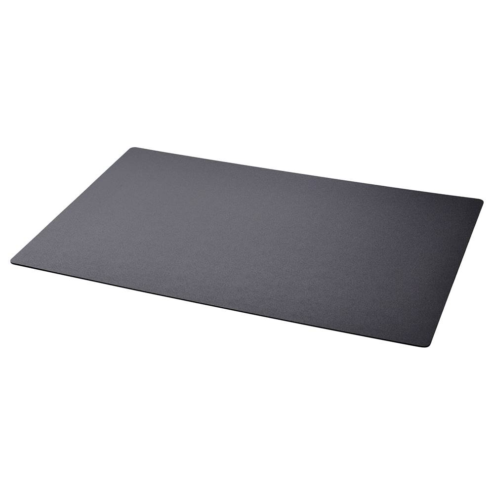 Ikea Skrutt Desk Pad Black