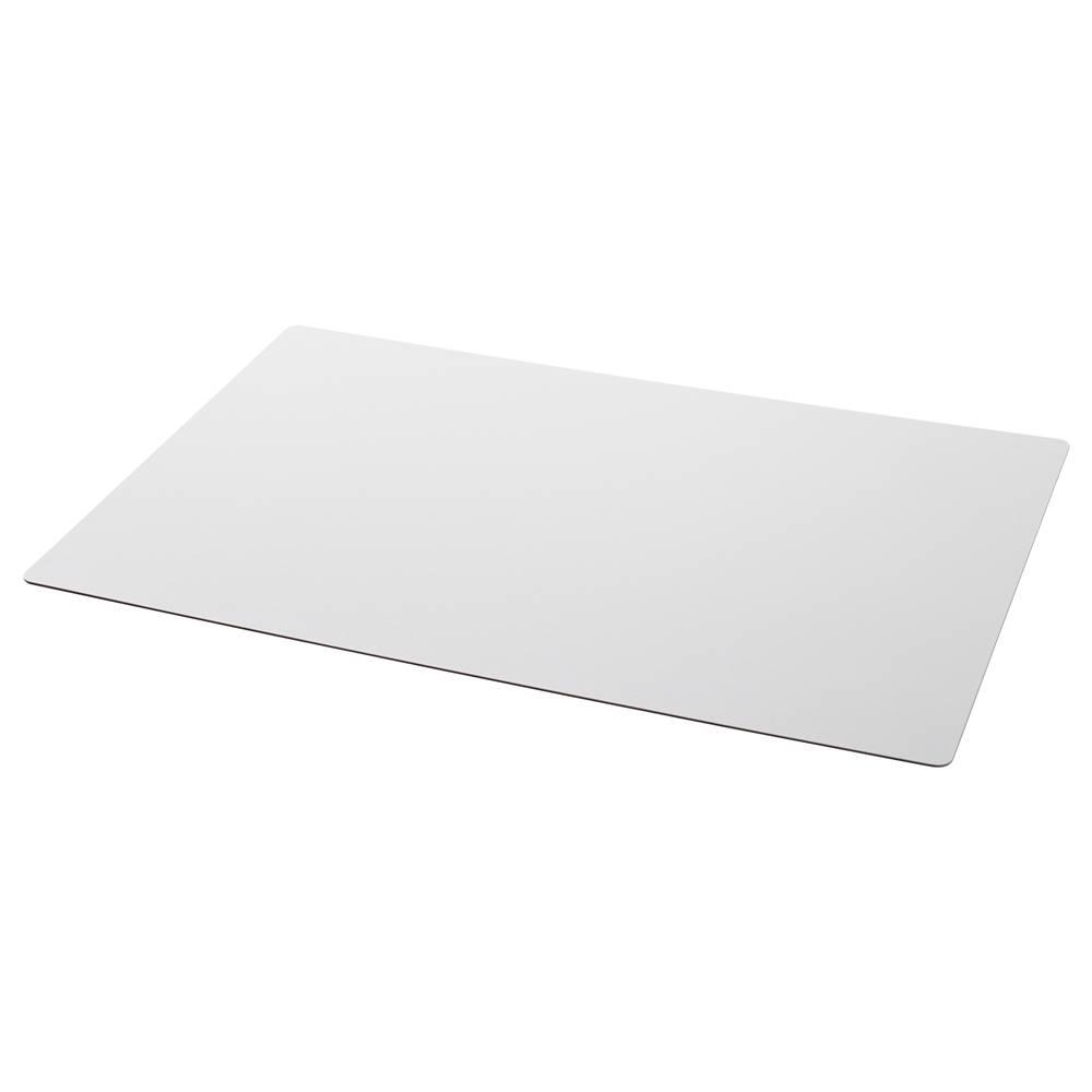 Ikea Skrutt Desk Pad White