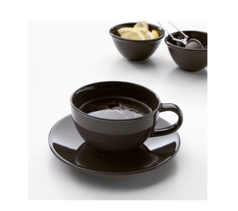 IKEA VARDAGEN Teacup With Saucer Da (end 12/6/2020 11:12 PM)