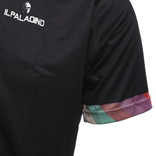 3d44fdb7e ILPALADINO WOMEN BREATHABLE BIKE CYCLING SHORT WEAR JERSEY (BLACK)