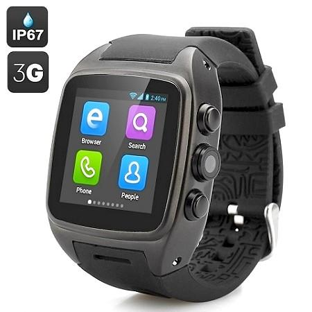iMacwear M7 Waterproof Smart Watch Phone (WP-M7).