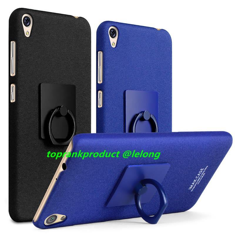 pretty nice 3ebb5 5aeb2 Imak Asus Zenfone Live ZB501KL Hard Back Case Cover Casing +Free Ring