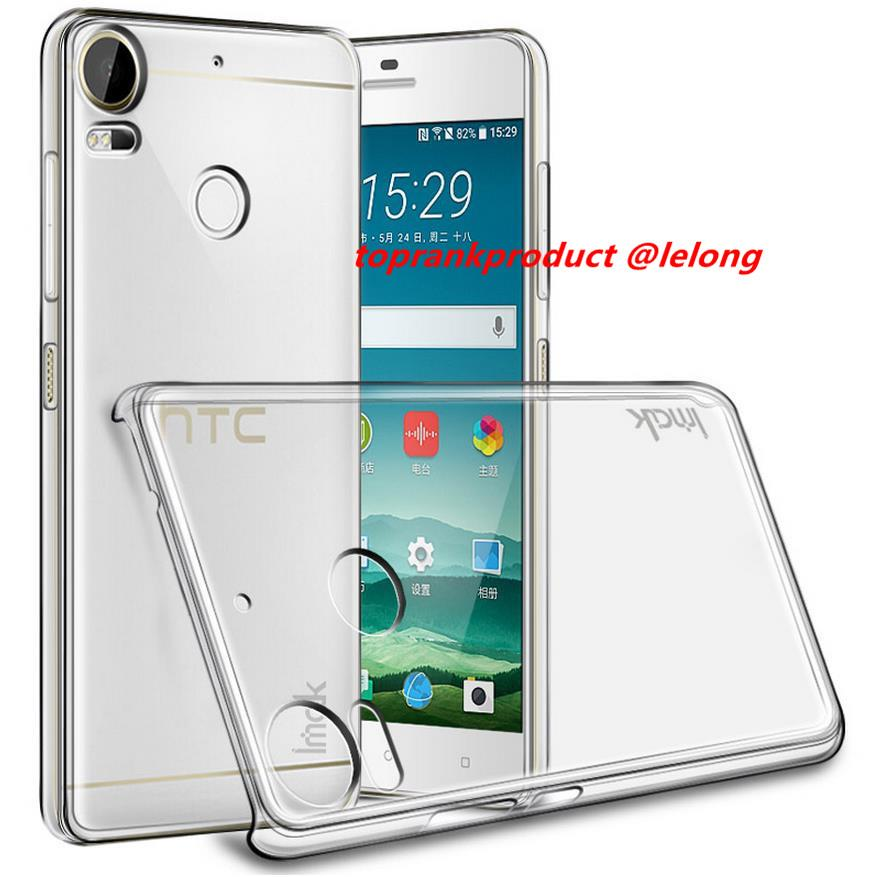 imak HTC Desire 10 / Pro Crystal Clear Hard Back Case Cover Casing