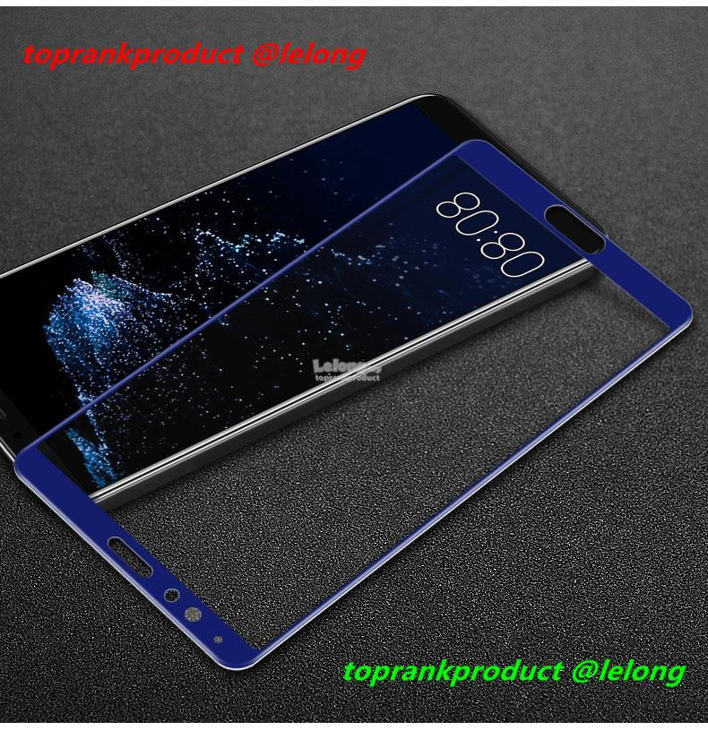 Imak Huawei Honor View 10 V10 Full Cover Tempered Glass Protector